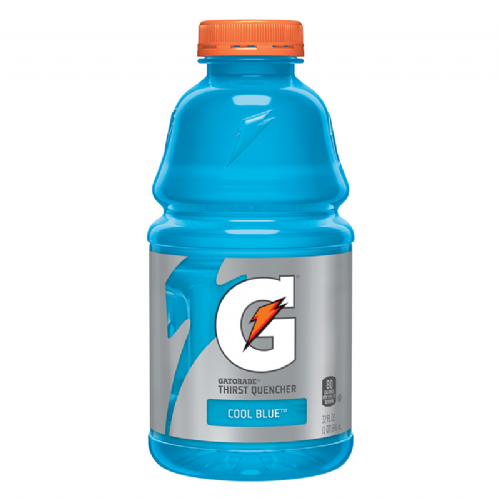 Gatorade Cool Blue 32oz  946ml (US)
